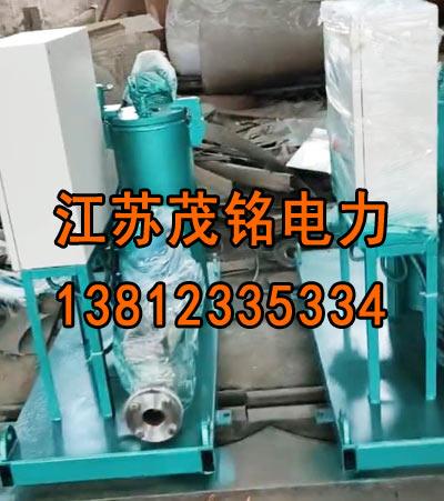 中央空调冷凝器换管